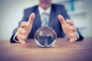 prognose voor hypotheek