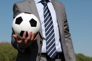 coach betaald voetbal hypotheek